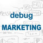 marketing podcast b2b software album art